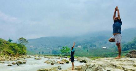 Thiền, Yoga