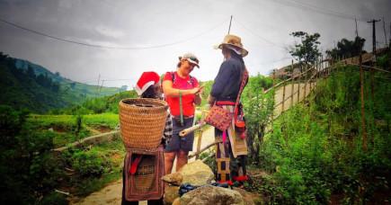 Trekking cùng người bản địa